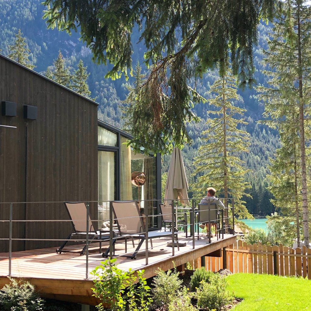 Skyview Chalets Toblacher See