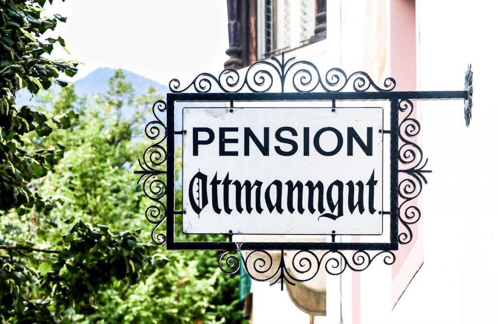 ein Haus mit Tradition und langjähriger Geschichte: das Ottmanngut Suite & Breakfast in Meran