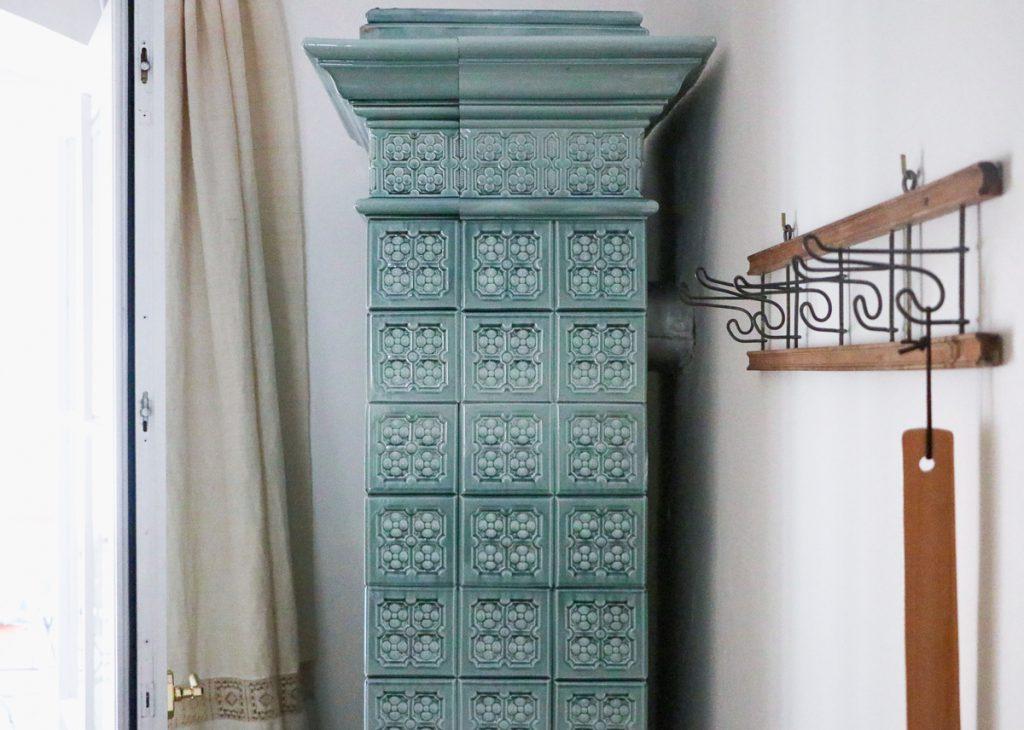 stilvoll und schön: die Einrichtung der Zimmer im Hotel Ottmanngut in Meran