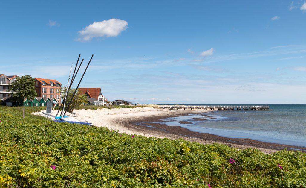 Ferienort Hohwacht an der Ostsee