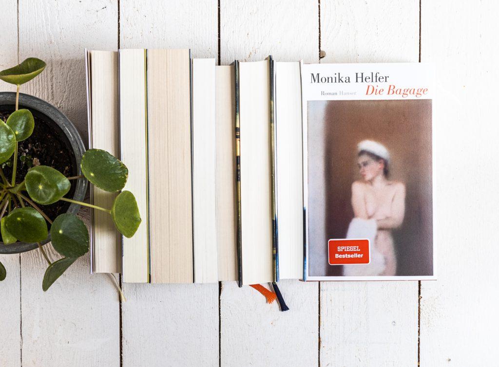 #50bookschallenge: Die Bagage von Monika Helfer