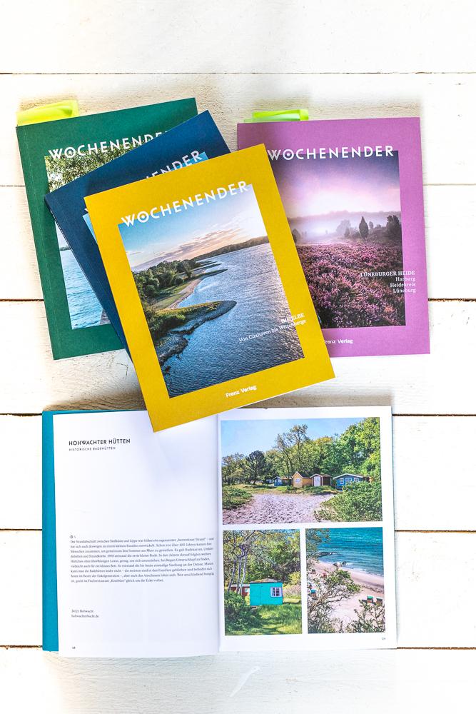 Reiseführer Norddeutschland aus dem WOCHENENDER-Verlag