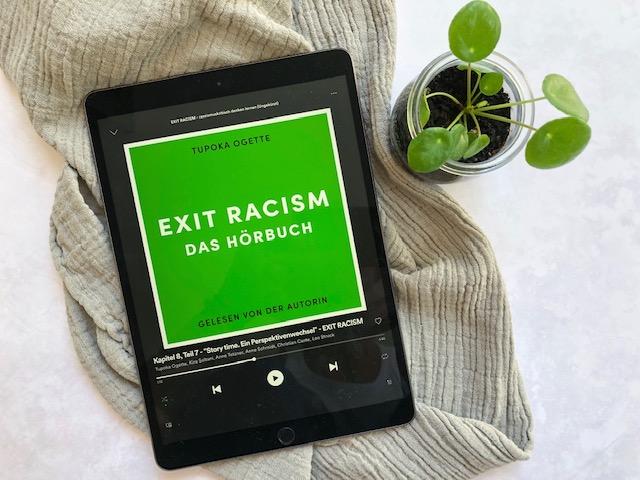 """""""Exit Racism"""": Pflichtlektüre, für jeden der sich mit der Rassismusfrage auseinandersetzen möchte."""