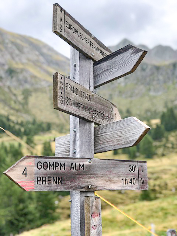 7 Dinge, die Du in Meran auf gar keinen Fall verpassen solltest: Wandern auf dem Hirzer